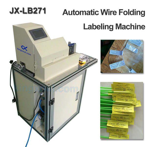 Automatic Labeling Machine Kingxoul Machinery