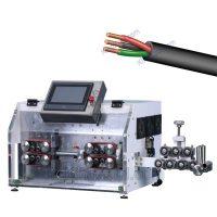 Multicore wire cutting stripping machine
