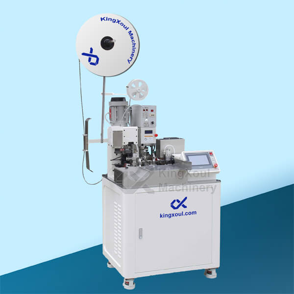 Sealed-Connector-Terminals-Crimping-Machine,from-kingxoul.com