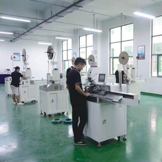Wire Processing Machine Manufacturing