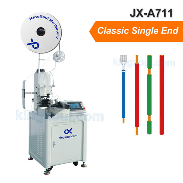 JX-A616 single end automatic terminal crimping machine