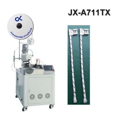 thermal wire stripping machine