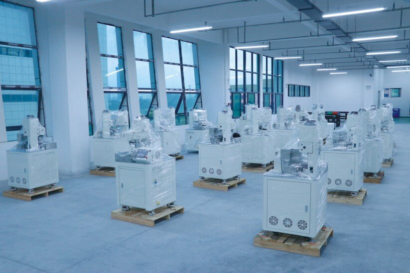 what is automatic terminal crimping machines