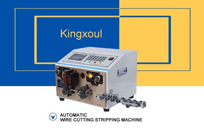 PVC teflon wire stripping machine