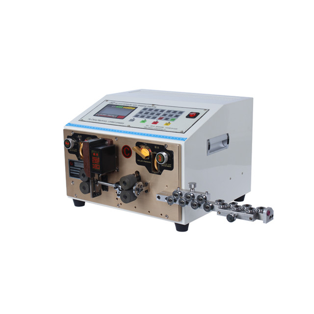 automatic teflon wire stripping machine