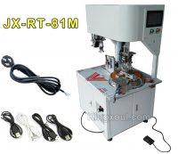 wire winding and tying machine