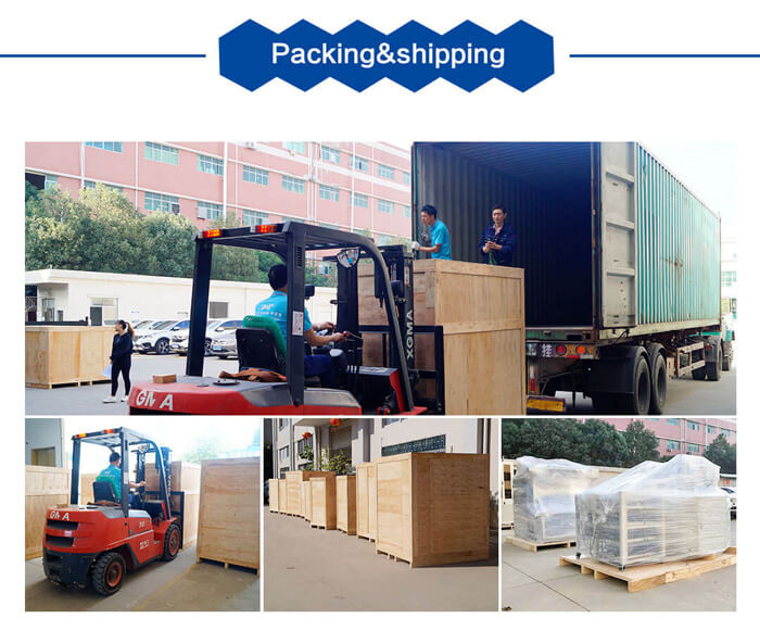 automatic surgical mask machine packaging and shipping