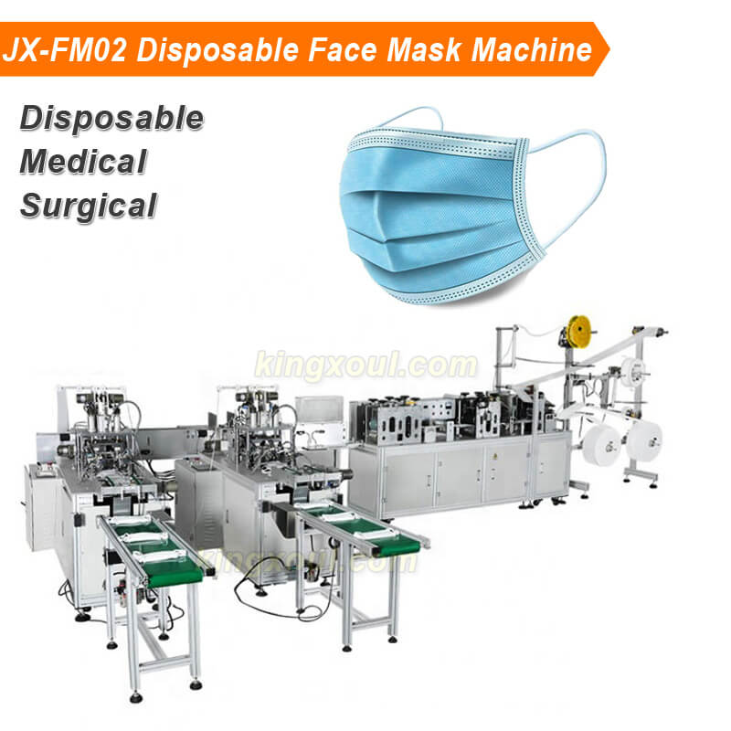 JX-FM02-Disposable-Face-Mask-Machine