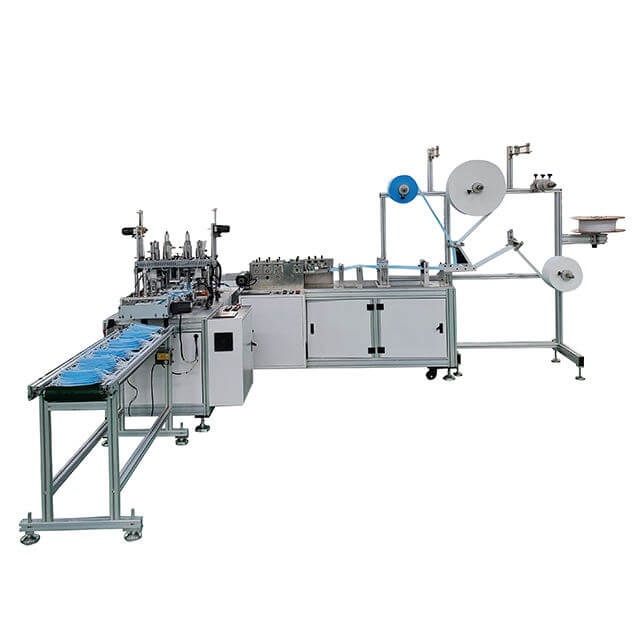 JX-FM01 Disposable Face Mask Making Machine