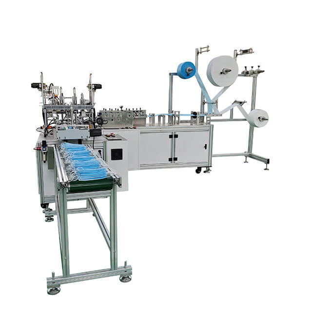 JX-FM01 disposable face mask manufacturing machine